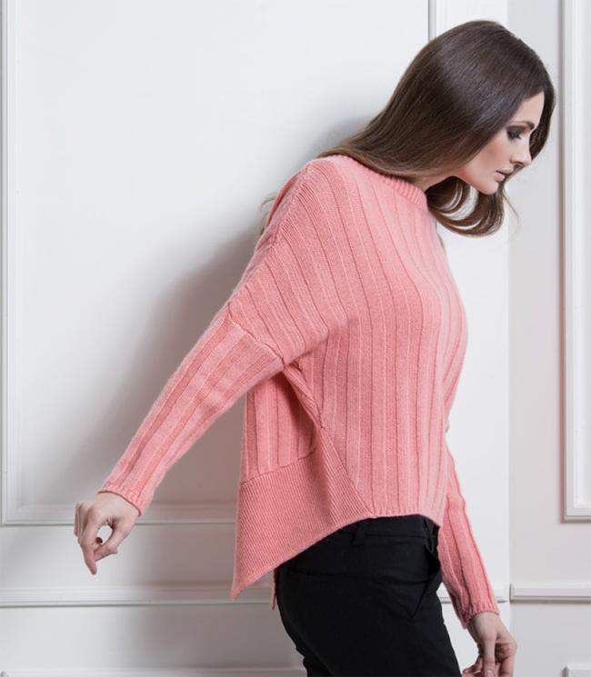 Cashmere slow fashion by prister